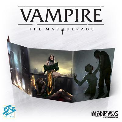 Vampire - The Masquerade Storyteller's Toolkit