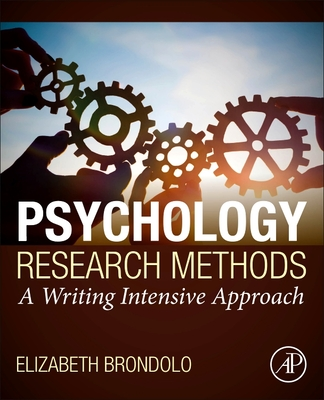 Psychology Research Methods: A Writing Intensive Approach