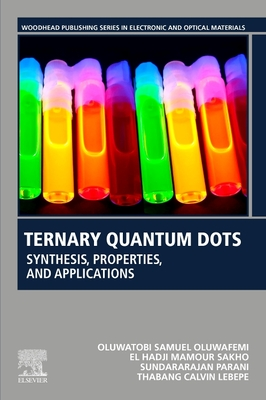 Ternary Quantum Dots: Synthesis, Properties, and Applications