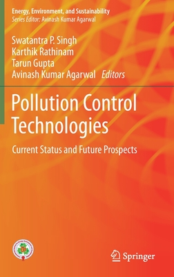 Pollution Control Technologies: Current Status and Future Prospects