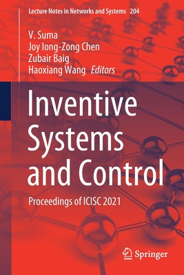 Inventive Systems and Control: Proceedings of Icisc 2021