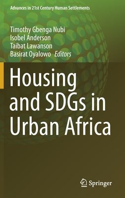 Housing and Sdgs in Urban Africa