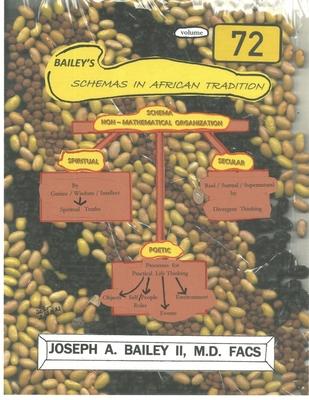 BAILEY'S SCHEMAS IN AFRICAN TRADITION Volume 72