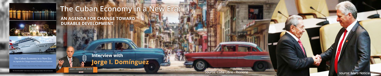 The Cuban Economy in a New Era: An Agenda for Change toward Durable Development (Series on Latin American Studies)