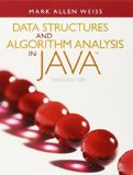 Data Structures and Algorithm Analysis in Java (3rd Edition)