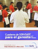 ServSafe Manager Book in Spanish, Revised (6th Edition)