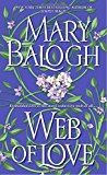 Web of Love (Dell Historical Romance)