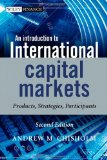 An Introduction to International Capital Markets: Products, Strategies, Participants