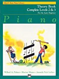 Alfred's Basic Piano Library Theory Complete, Bk 2 & 3: For the Later Beginner