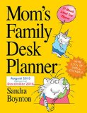 Mom's Family Desk Planner 2016