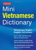 Tuttle Mini Vietnamese Dictionary: Vietnamese-English/English-Vietnamese Dictionary (Tuttle Mini Dictiona)