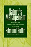 Nature's Management: Writings on Landscape and Reform, 1822-1859