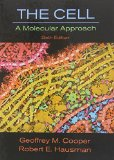 The Cell: A Molecular Approach, Sixth Edition