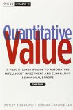 Quantitative Value,   Web Site: A Practitioner's Guide to Automating Intelligent Investment and Eliminating Behavioral Errors