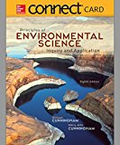 Connect Access Card for Principles of Environmental Science