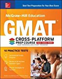 McGraw-Hill Education GMAT Cross-Platform Prep Course, Eleventh Edition (Spanish Imports - BGR)