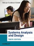 Systems Analysis and Design (Book Only) (Shelly Cashman Series)