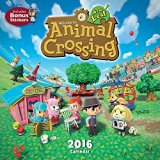 Animal Crossing 2016 Wall Calendar