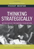 Thinking Strategically (Pocket Mentor)