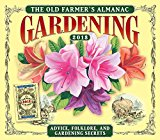 Old Farmer's Almanac: Gardening Advice, Folklore, and Gardening Secrets 2018 Boxed/Daily Calendar (CB0254)