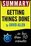 Getting Things Done: The Art of Stress-Free Productivity (David Allen)