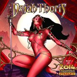 Dejah Thoris 2014 Wall Calendar